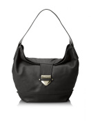 Foley + Corinna Women's Oasis Leather Hobo, Black