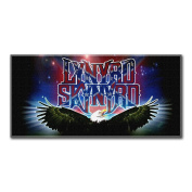 Northwest Lynyrd Skynyrd Eagle Beach Towel multicoloured 28 X 58