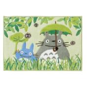 My Neighbour Totoro bath mat green 55442