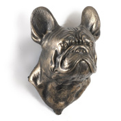 French Bulldog, statue figure hanging on the wall limited ArtDog