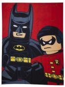 Character World Lego Kapow Panel Fleece Blanket