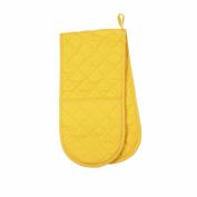Now Designs Colour Centre Double Oven Glove, Lemon Yellow