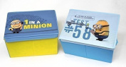 Despicable Me Minion Made Storage Boxes (Pair) - Ideal Toy Chest