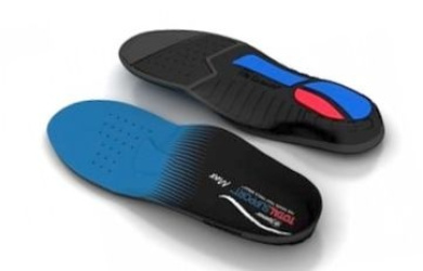 Spenco Total Support Max Insole Size