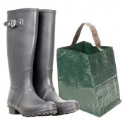 4YourHome Strong Durable Storage Carry Bag For Dirty Muddy Wellington Boots