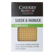 Cherry Blossom Suede & Nubuck Eraser Block Brushes Natural