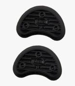 Footful Heel Tips Rubber Anti Slip Shoe Repair Thickness 2mm