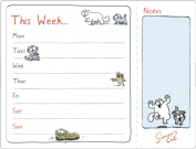 Simon's Cat Weekly Tear off Pad