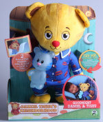 Daniel Tiger's Neighbourhood Goodnight Daniel and Tige-y Musical Toy