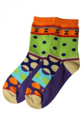 Weri Spezials Baby and Girls Colourful Fashion Socks