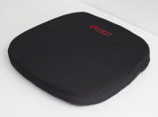 Posture Cushion - Super Thick Gel Feel Seat Cushion. Great For Modern Harder Car Seats. Prevent The Pain And Stiffness In Your Legs And Back When Sitting In The Car Home And Office. Available With Black Breathable Cover And Anti Slip Base. Great Qualit ..