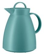 Alfi Vacuum Carafe Dan, Coffee Pot, Alu, Screwing Stopper, Teal, 1l, 0935060101