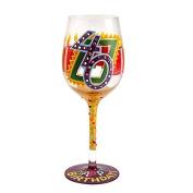 Lolita Wine Glass - 40th Birthday