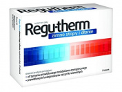 REGU-THERM - 30 tablets - complements the daily diet with vitamins and flavonoid fraction (diosmin, rutoside and hesparyna). Product components are recommended for those suffering from feelings of discomfort.