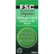 FSC Organic Omega 369 Oil Blend 500ml