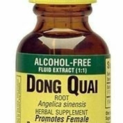 NATURE'S ANSWER DONG QUAI ROOT ALCOHOL FREE 30 ML