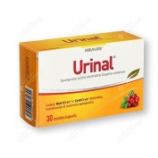 Urinal N30 For infection and inflammation of the urinary tract