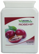 Better Bodies 100 mg Rosehip - Pack of 90 Capsules