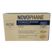 Novophane Capsules Hair And Nails X 60
