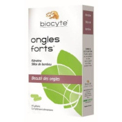 Biocyte Strong Nails 40 Capsules