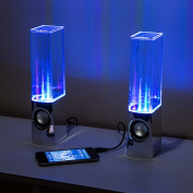 LED Speakers for Mobile Phone, PC, MP3