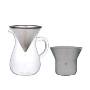Slow Coffee 1.3 Cup Coffee Carafe Set