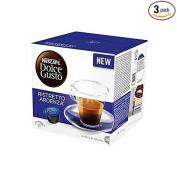 Nescafe DOLCE GUSTO Pods/ Capsules - RISTRETTO ARDENZA Coffee = 16 count