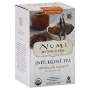 NUMI TEAS TEA CHOC ROOIBOS ORG