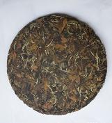357 Grammes of Fujian Fuding Wild White Tea Cake Quality. China Unique Health Tea Tastes Delicious
