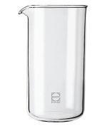Grosche Universal Replacement Schott Duran Germany Glass Beaker For French Presses 1000 ml, 34 oz, 8 cup. Replacement Glass Beaker for French Presses like Bodum, Grosche, Kona, SterlingPro, LeCafetiere etc