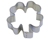 R & M Clover 7cm Cookie Cutter in Durable, Economical, Tinplated Steel
