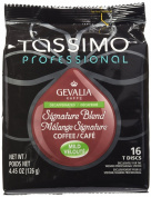 Tassimo Professional Gevalia Signature Blend Decaffeinated Coffee, 130ml
