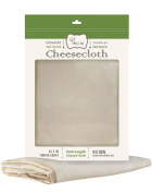 Cheesecloth Unbleached Grade 90 Filter Butter Muslin Quality for Strainer and Bags