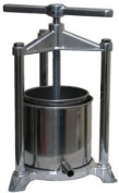 Ferrari Aluminium 5.5 Litre (1.45 Gallon) Wine Press / Fruit Press