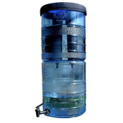Berkey Light with 2 Black Filters and 2 PF-2 Fluoride Filters