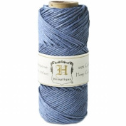 Hemptique HS20-DB Hemp Cord Spool 9.1kg 205/Pkg-Dusty Blue