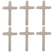 Silver Cross Lapel Pin (24 Pins) Christian