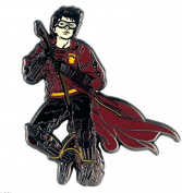 Wizarding World of Harry Potter Quidditch Broom Pin