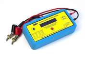 ACT 612 Lead Acid Intelligent Battery Tester for 6V/12V SLA, GEL and FLOODED batteries. Replaces the GOLD-PLUS