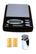 Gold Bar Silver Coin Jewellery Digital Display Gramme Weigh Scale Electronic Tester, United States Flag Patch