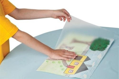 Con-Tact Clear Covering Paper