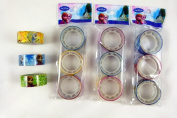 Frozen Pack of 9 Small Decorative 35mm x 15mm Tape