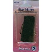 Hemline Haberdashery Hemline Bias Tape Maker - 25mm Width