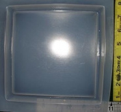 Reusable plastic square mould 489