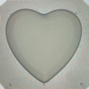 Flexible Heart Mould 5.1cm in Length