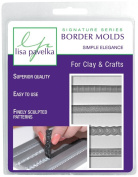 Lisa Pavelka Border Mould Simple Elegance