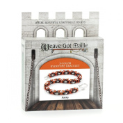 Weave Got Maille 3-Colour Byzantine Chain Maille Bracelet Kit, Harley