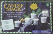 "Candle Magic ""Let It Snow"" Candle Kit"