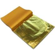 Imitation Gold Leaf Booklet