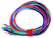 Twisteez Craft Sculpture Wire, 0.9m, Assorted Colour, Pack of 200